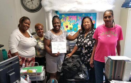 Bon Secours Women's Day Shelter & House of Ruth--August 20, 2019